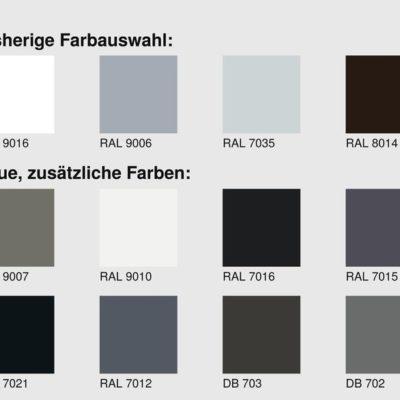 Farbkategorie Highlight
